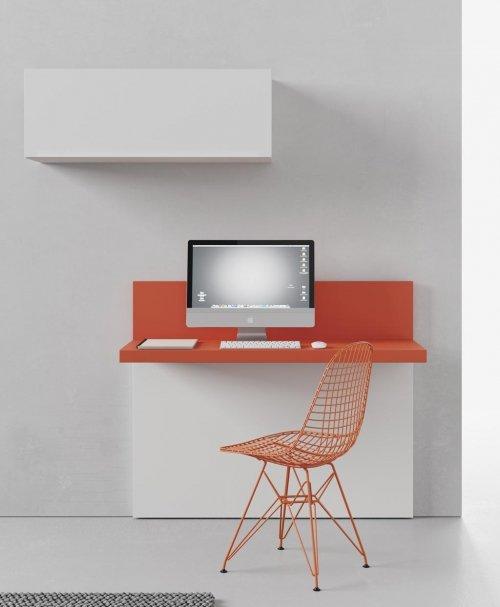 Mesa de estudio minimalista modelo CUBIST