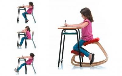 Sillas ergonómicas para niños y jóvenes, su espalda te lo agradecerá